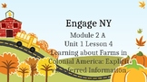 Engage NY 4th Grade  ELA Module 2A Lesson 2