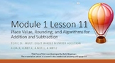 4.1.DEF Math Module 1 Topics D, E, & F Engage NY 4th Grade  PowerPoint New York