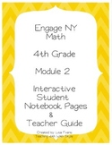 Engage NY 4th Grade Module 2 Interactive Student Notebook