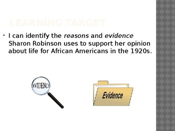 Engage NY 5th Grade Module 3A Unit 2 Lesson 4 Powerpoint