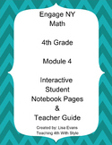 Engage NY 4th Grade Module 4 Interactive Student Notebook