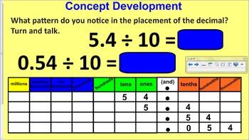 Engage NY 5th Grade Common Core Entire Math Module 2- Topics A - H