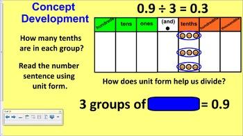 Engage NY 5th Grade Common Core Math Module 1-Topic F