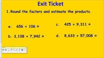 Engage NY (Eureka) 5th Grade Common Core Math Module 2-Topic A