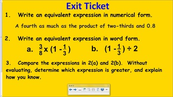 Engage NY 5th Grade Common Core Math Module 4-Topic H