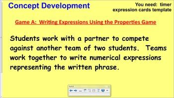 Engage NY 5th Grade Common Core Math Module 6-Topic F
