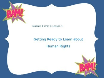 Engage NY 5th Grade ELA Module 1 Unit 1 COMPLETE (Lessons