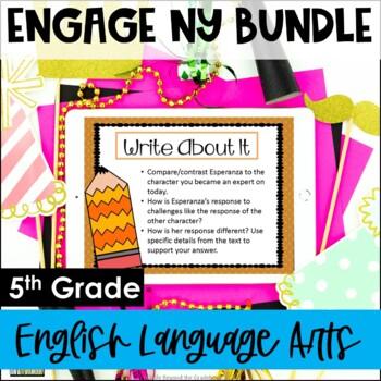 Engage NY 5th Grade English Language Arts Module 1 Unit 2