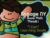 5th Grade EngageNY/Eureka Math - Module 1 Learning Goals -