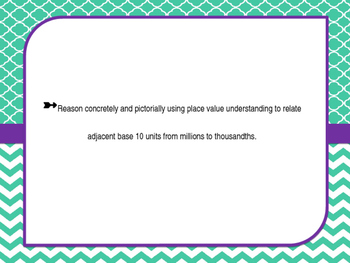 Engage NY 5th Grade Math Module 1 Topics A-F (16 Lessons) Place Value: Edited