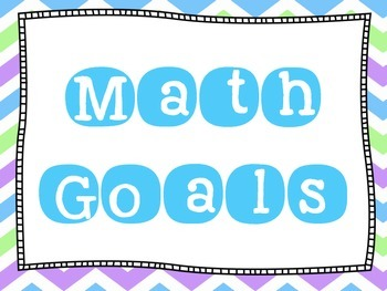 """5th Grade EngageNY/Eureka Math - Module 4 Learning Goals - """"I Can"""" Statements"""