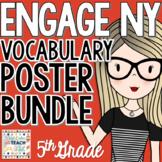 Engage NY 5th Grade Math Vocabulary Bundle