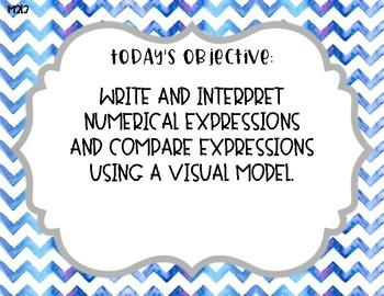 Engage NY 5th Grade Objectives- Math Module 2
