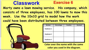 Engage NY 6th Grade Common Core Entire Math Module 1- Topics A - D