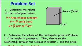Engage NY (Eureka) 6th Grade Common Core Entire Math Module 5- Topics A - D