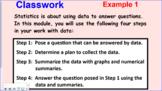 Engage NY (Eureka) 6th Grade Common Core Entire Math Module 6- Topics A - D