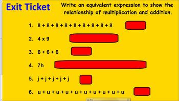 Engage NY 6th Grade Common Core Math Module 4-Topic A