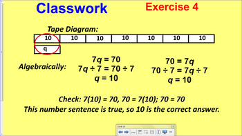 Engage NY (Eureka) 6th Grade Common Core Math Module 4-Topic G