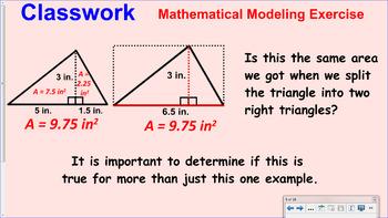 Engage NY (Eureka) 6th Grade Common Core Math Module 5-Topic A
