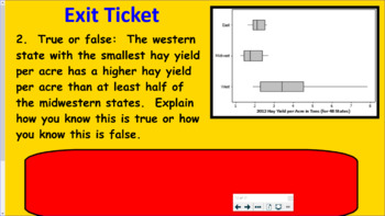Engage NY 6th Grade Common Core Math Module 6-Topic D