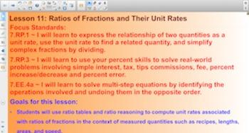 Engage NY Eureka Math 7th Grade Math Module 1 Topic C for