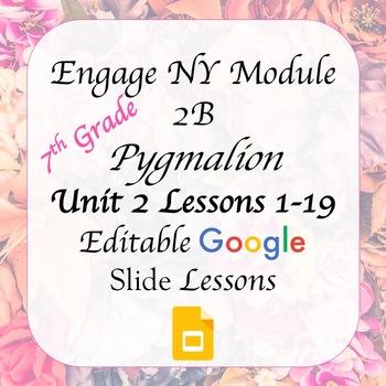 Engage NY 7th Grade Module 2B Unit 2 Google Slides