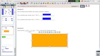 Engage NY Eureka Math 8th Grade Math Module 1 Topic A for Promethean Boards