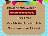 Engage NY ActivInspire  3rd Grade Module 4 Lessons 1-16