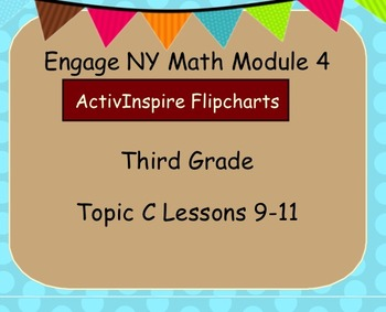 Engage NY ActivInspire  3rd Grade Module 4 Topic C Lessons 9-11