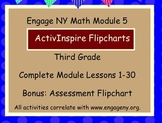 Engage NY ActivInspire  3rd Grade Module 5 Lessons 1-30
