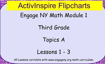 Engage NY ActivInspire Module 1 Topic A