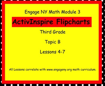 Engage NY ActivInspire  3rd Grade Module 3 Topic B