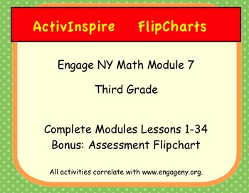 Engage NY ActivInspire Module 7 Lesson 1-34