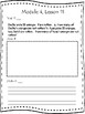 Engage NY Application Journal Second Grade Module 4 Lessons 11-22 Topics C and D