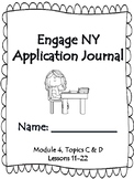 Engage NY Application Journal Second Grade Module 4 Lesson