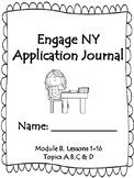 Engage NY Application Journal Second Grade Module 8 Lesson