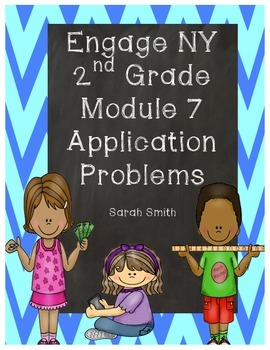 Engage NY Application Problems Grade 2 Unit 7