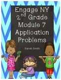 Engage NY Application Problems Grade 2 Unit 7