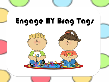 Engage NY Brag Tags