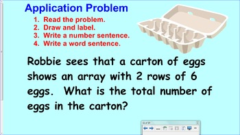 Engage NY  3rd Grade Common Core Math Module 1-Topic A