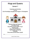Engage NY-- Domain Packets (7-12) -- Kindergarten Bundle