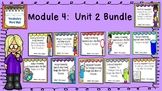 Engage NY Expeditionary Learning 3rd grade Module 4:  Unit
