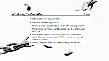 Engage NY ELA 2nd Grade Module 9 Civil War, L3 The Controversy Over Slavery
