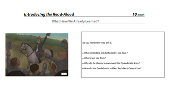 Engage NY ELA 2nd Grade Module 9 Civil War Lesson 10 Ulysses S. Grant