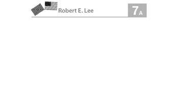 Engage NY ELA 2nd Grade Module 9 Civil War Lesson 7 Robert E. Lee