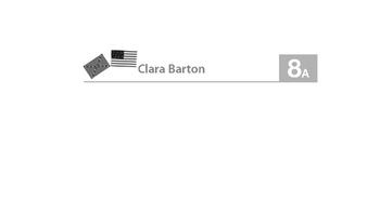 Engage NY ELA 2nd Grade Module 9 Civil War Lesson 8 Clara Barton