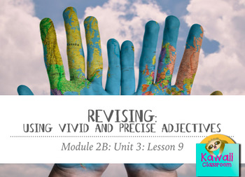 Engage NY ELA: Grade 3: Module 2B: Unit 3: Lesson 9