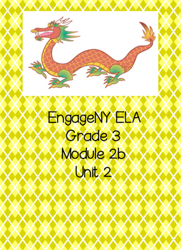 "Engage NY ELA, Grade 3, Module 2b, Unit 2 Culture ""Then and Now"""