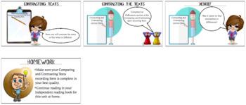 Engage NY ELA: Grade 3: Module 4: Unit 1: Lesson 9