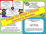 Engage NY ELA Grade 3 Standards Bundle